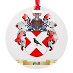 Mell Round Ornament