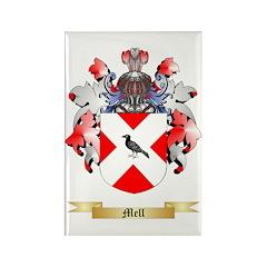 Mell Rectangle Magnet (100 pack)