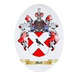 Mell Oval Ornament