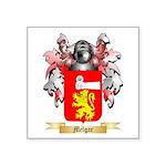 Melgar Square Sticker 3