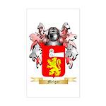 Melgar Sticker (Rectangle)