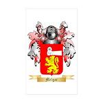 Melgar Sticker (Rectangle 50 pk)
