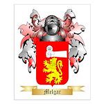 Melgar Small Poster