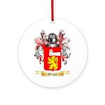 Melgar Round Ornament