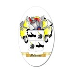 Meldrume 35x21 Oval Wall Decal
