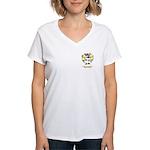 Meldrum Women's V-Neck T-Shirt