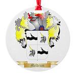 Meldrum Round Ornament