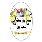 Meldrum Sticker (Oval 10 pk)