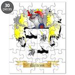 Meldrum Puzzle