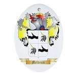Meldrum Oval Ornament
