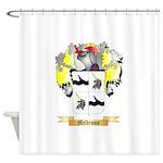 Meldrome Shower Curtain