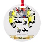 Meldrom Round Ornament