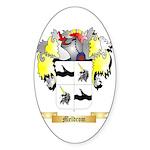 Meldrom Sticker (Oval 10 pk)