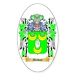 Meldon Sticker (Oval)