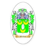 Meldon Sticker (Oval 50 pk)