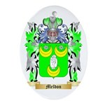 Meldon Oval Ornament