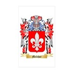 Melchor Sticker (Rectangle 50 pk)