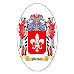 Melchor Sticker (Oval)