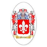 Melchor Sticker (Oval 10 pk)