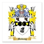 Mekking Square Car Magnet 3