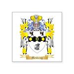 Mekking Square Sticker 3