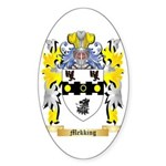 Mekking Sticker (Oval 10 pk)