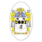 Mekking Sticker (Oval 50 pk)