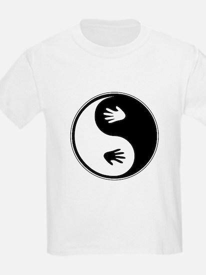 Yin Yang Hands T-Shirt