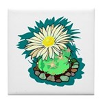 Desert Cactus Tile Coaster