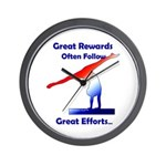Gymnastics Clock - Rewards