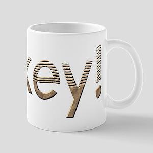 """Crikey"" Large Mugs"