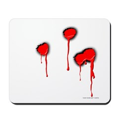 Shot To Death Mousepad