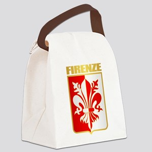 Firenze Canvas Lunch Bag