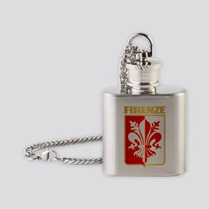 Firenze Flask Necklace