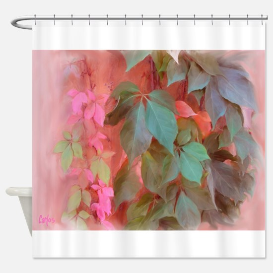 Napa Ivy Shower Curtain