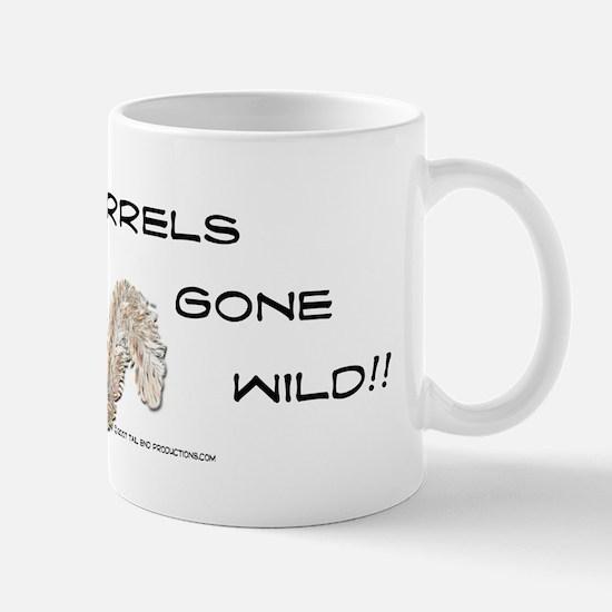 Wild Squirrel Mug