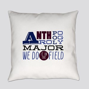 In The Field Everyday Pillow