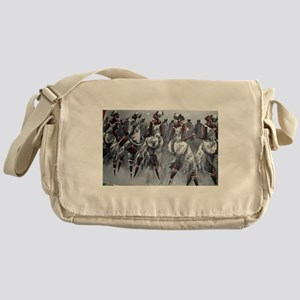 Women Power Messenger Bag
