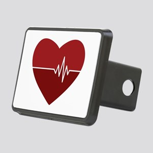 Heartbeat Hitch Cover