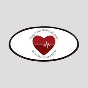 Keep Heart Healthy Patch