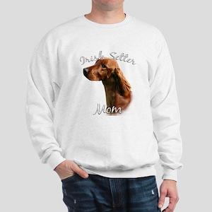 Irish Setter Mom2 Sweatshirt