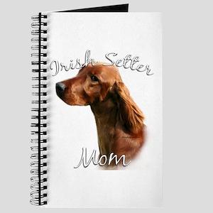 Irish Setter Mom2 Journal