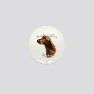Irish Setter Mom2 Mini Button