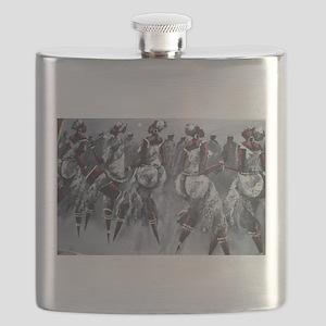 Women Power Flask