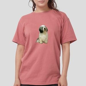 Polish Lowland Sheepdog Womens Comfort Colors Shir