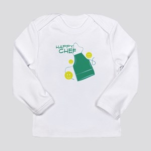 Happy Chef Long Sleeve T-Shirt
