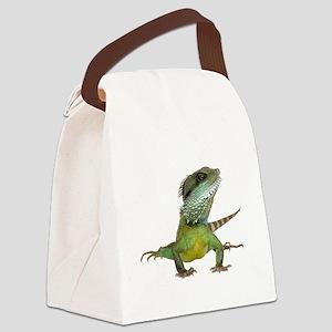 Mama Bear Canvas Lunch Bag
