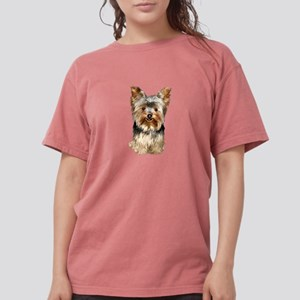 Yorkshire Terrier #17 Womens Comfort Colors Shirt