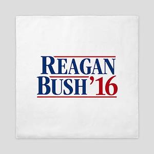 Reagan - Bush '16 Queen Duvet