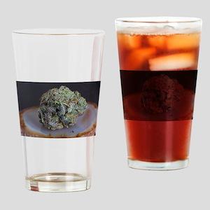 Grape Ape Medicinal Marijuana Drinking Glass